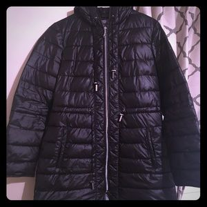 Kenneth Cole Packable Down Jacket